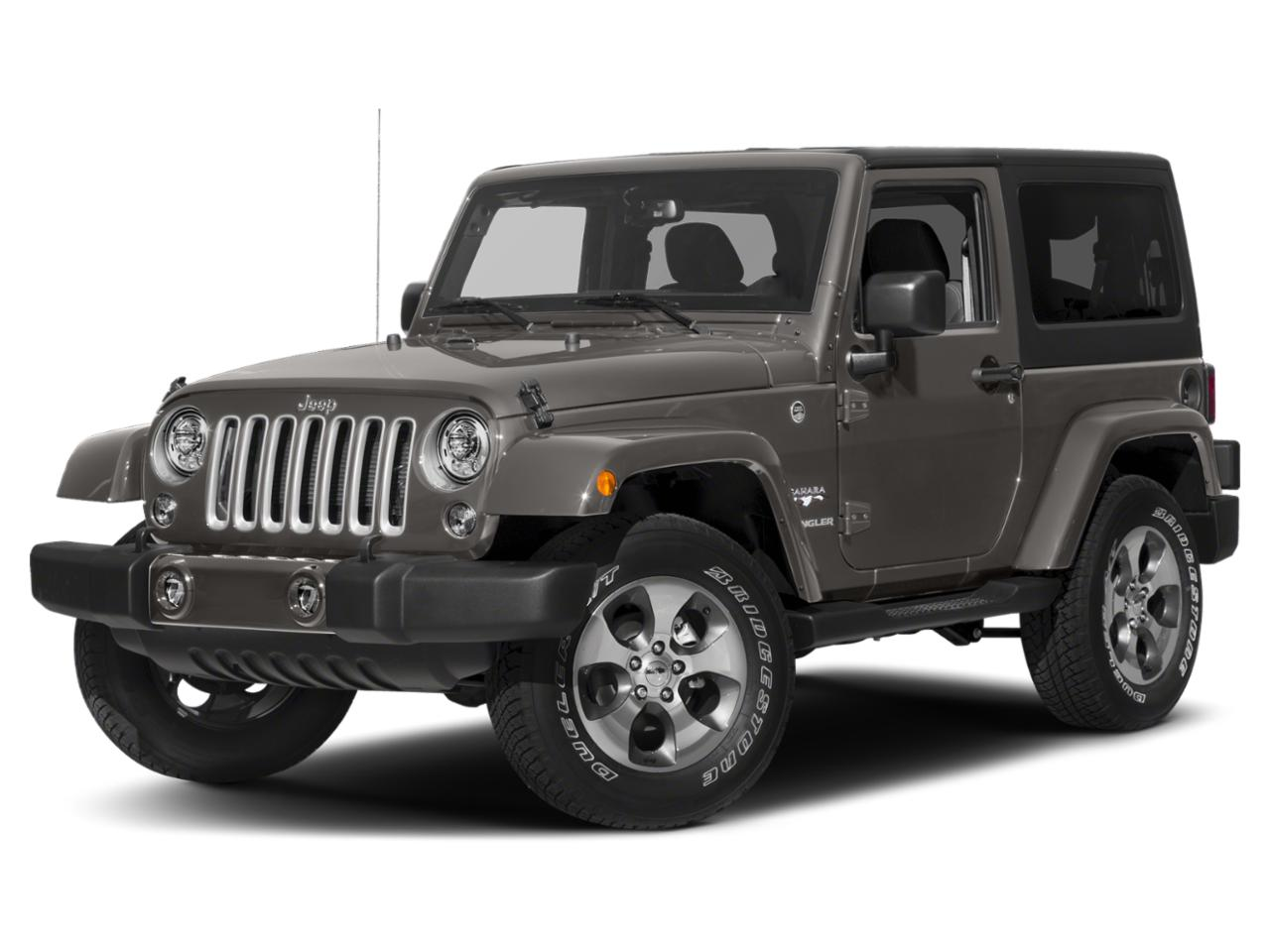 2017 Jeep Wrangler Vehicle Photo in Portland, OR 97225