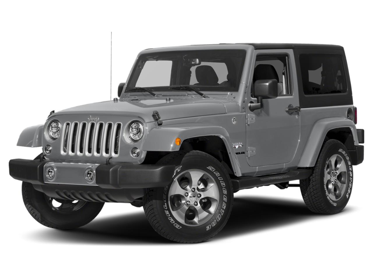2017 Jeep Wrangler Vehicle Photo in Gardner, MA 01440
