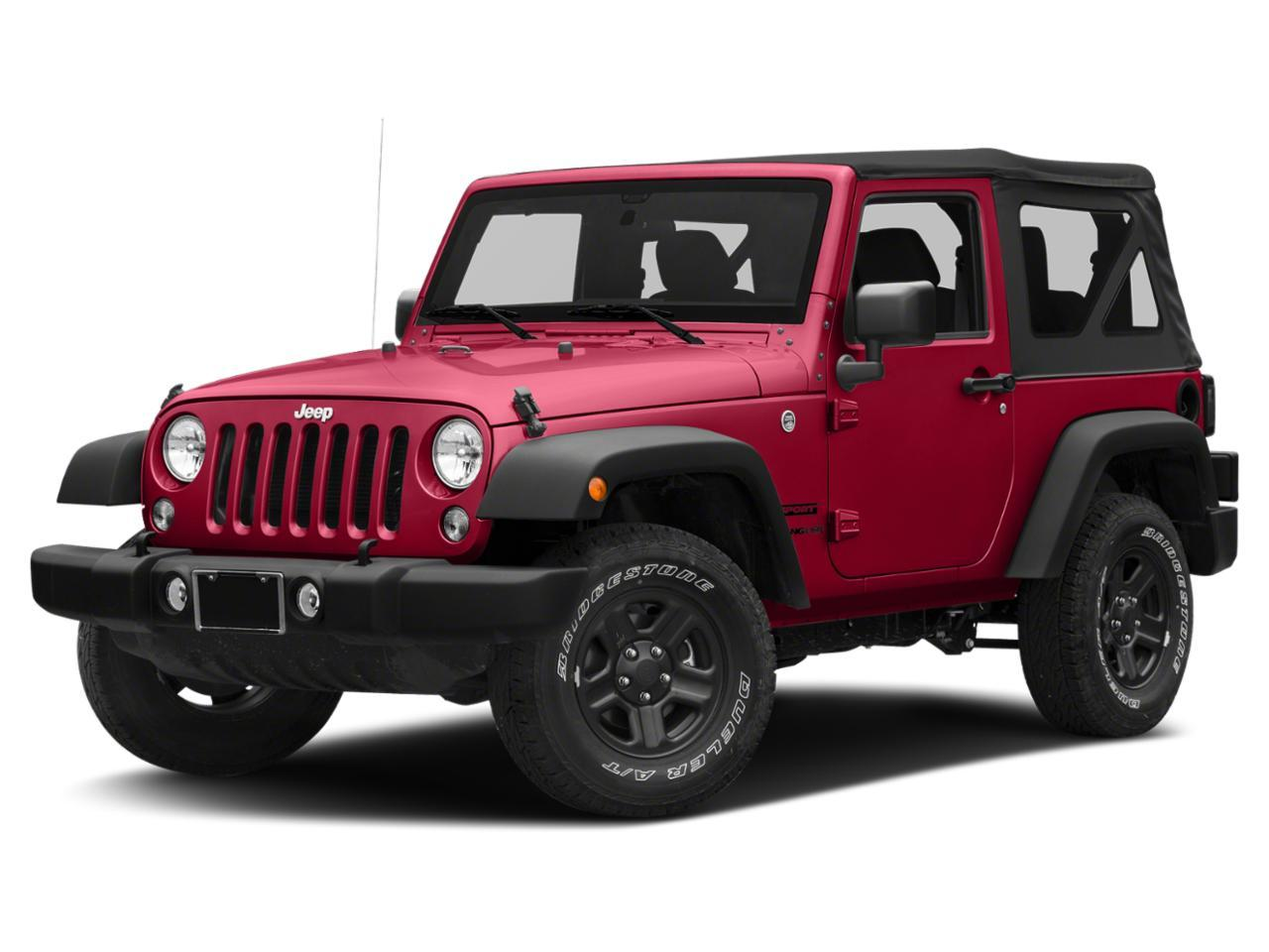 2017 Jeep Wrangler Vehicle Photo in Mission, TX 78572