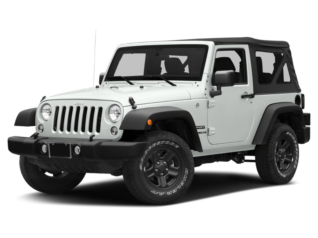 2017 Jeep Wrangler Vehicle Photo in NEENAH, WI 54956-2243