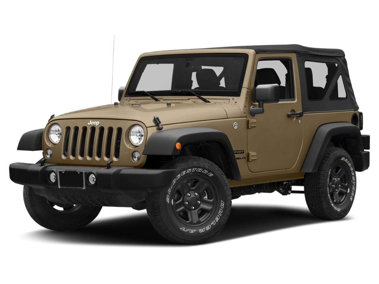 2017 Jeep Wrangler Vehicle Photo in Temple, TX 76502