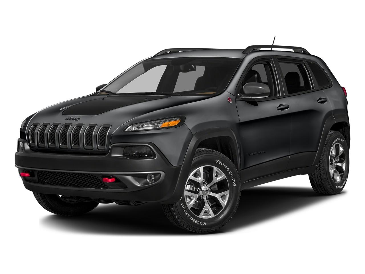2017 Jeep Cherokee Vehicle Photo in Joliet, IL 60586