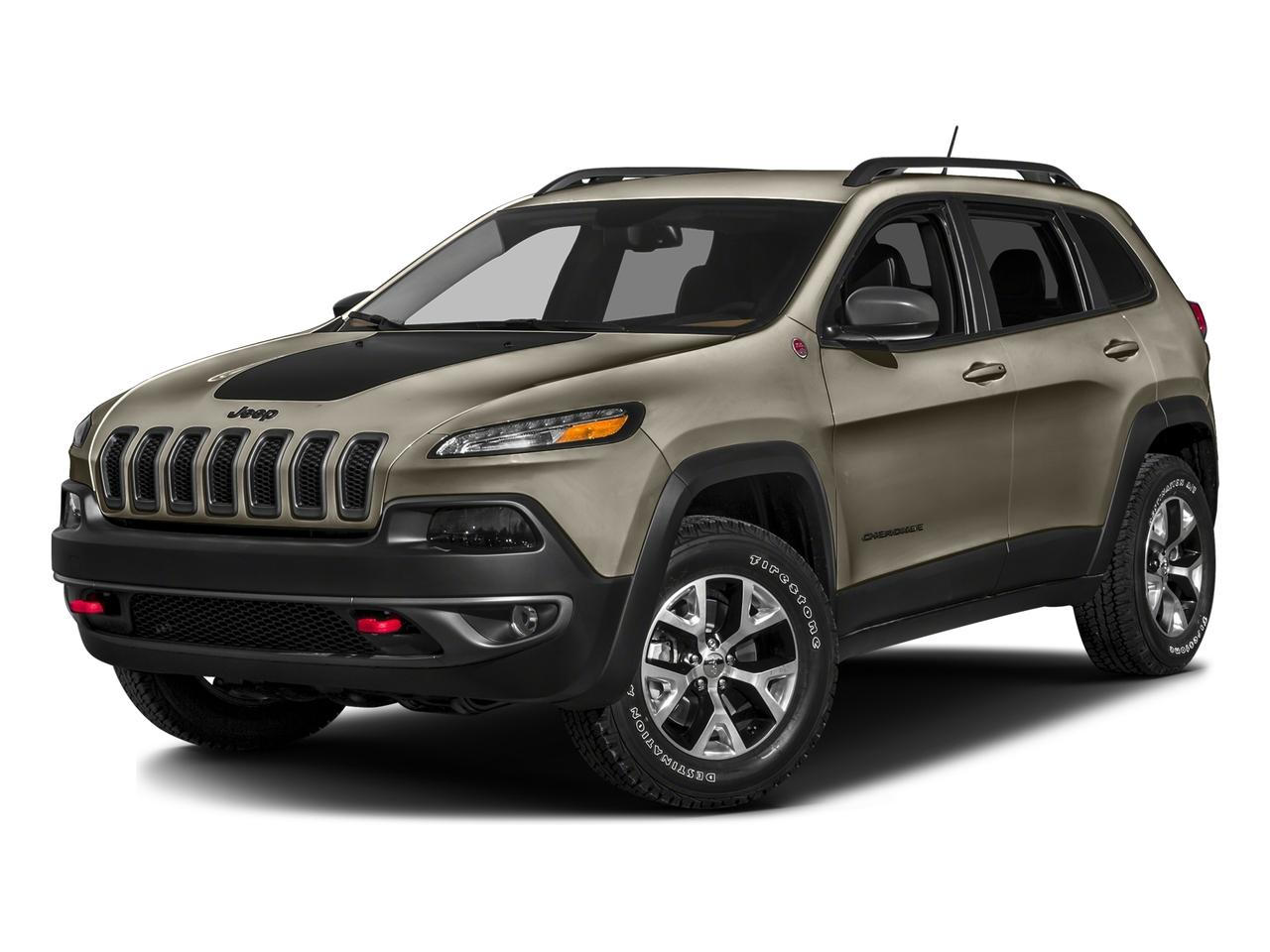 2017 Jeep Cherokee Vehicle Photo in Joliet, IL 60586