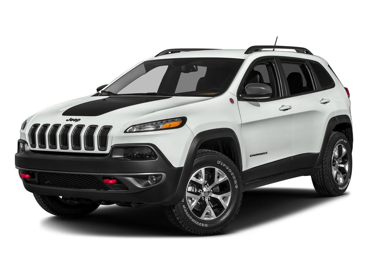 2017 Jeep Cherokee Vehicle Photo in Bowie, MD 20716
