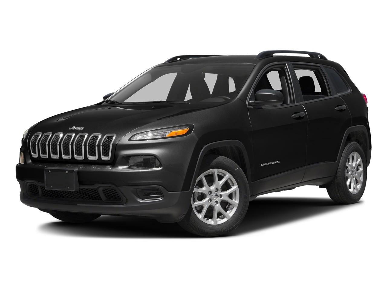 2017 Jeep Cherokee Vehicle Photo in Portland, OR 97225
