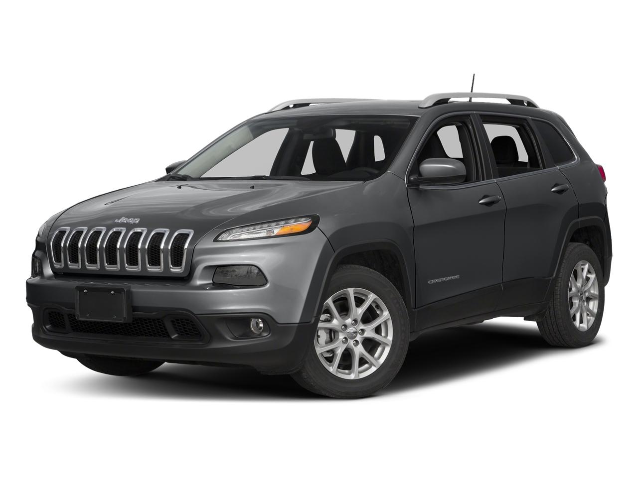 2017 Jeep Cherokee Vehicle Photo in Peoria, IL 61615