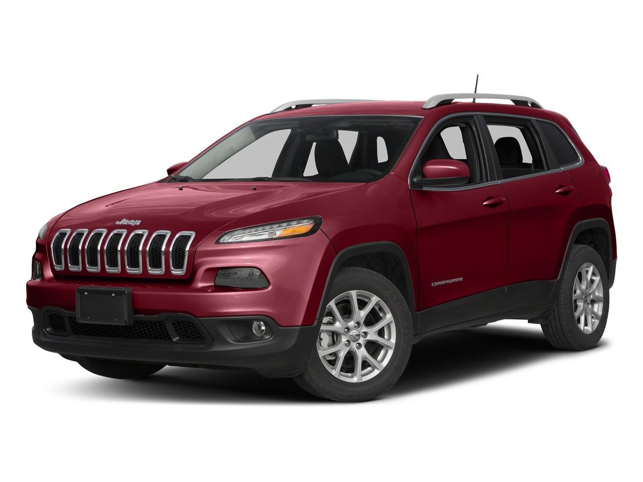 2017 Jeep Cherokee Vehicle Photo in Odessa, TX 79762