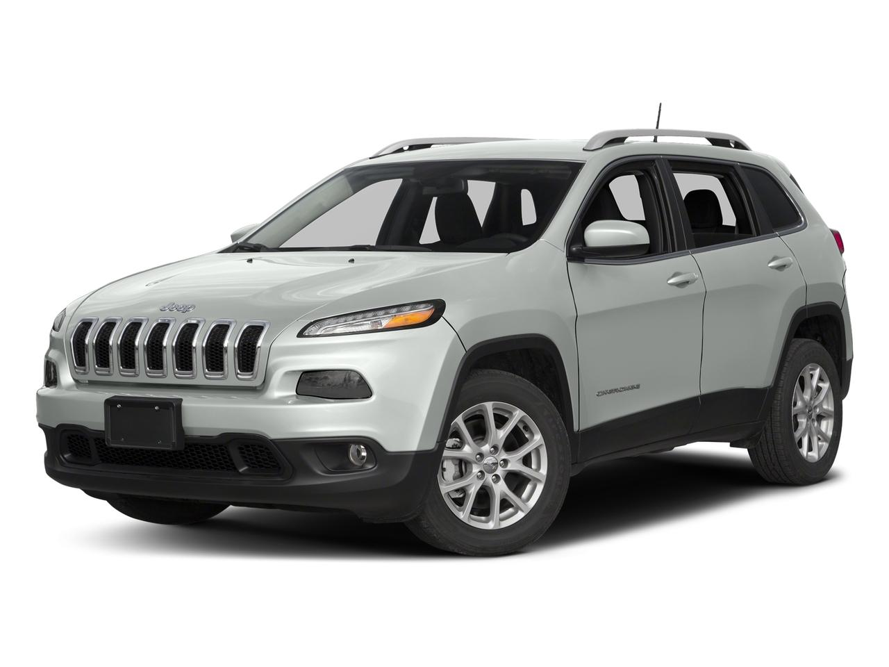 2017 Jeep Cherokee Vehicle Photo in Elyria, OH 44035