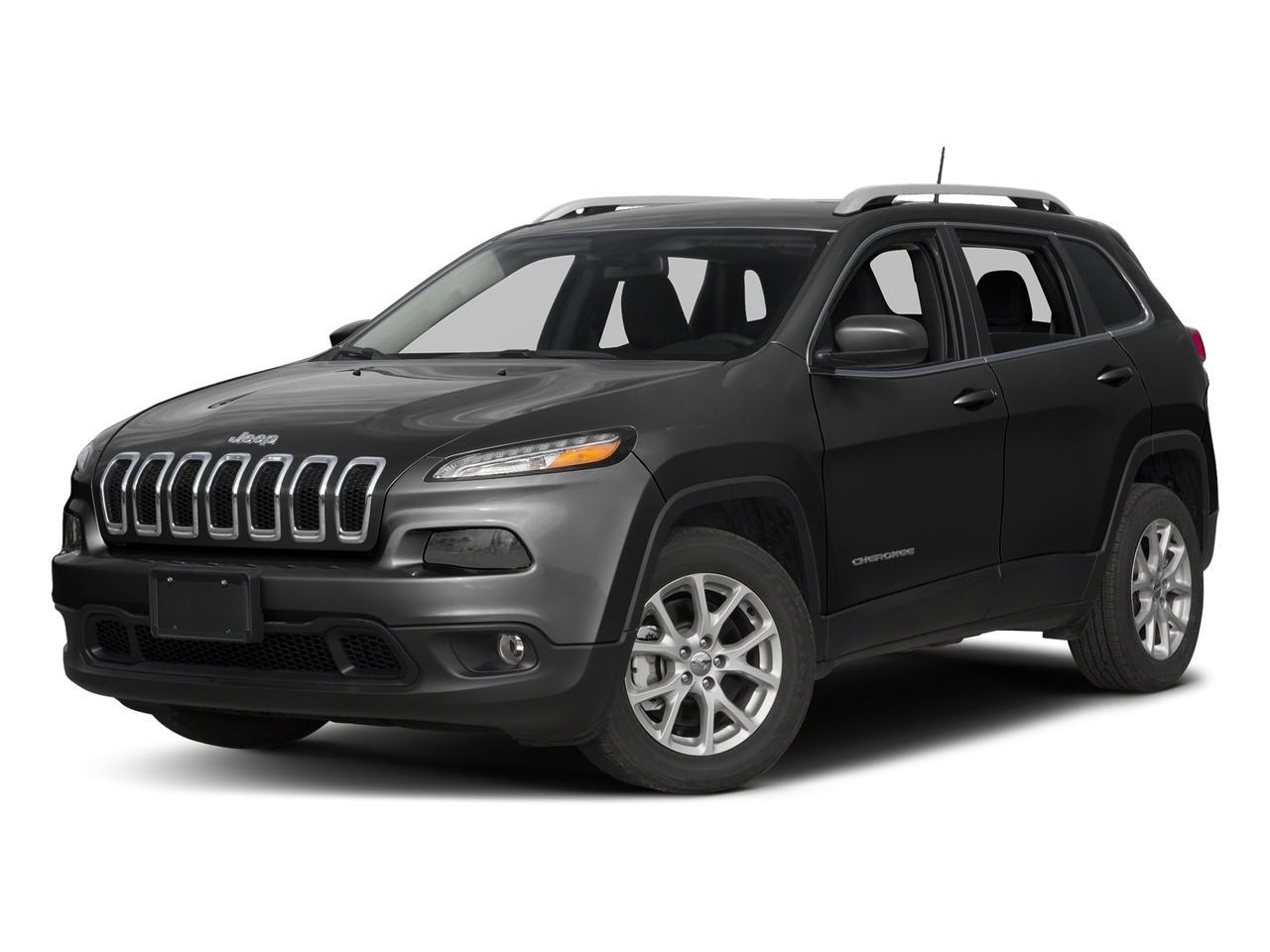 2017 Jeep Cherokee Vehicle Photo in Beaufort, SC 29906
