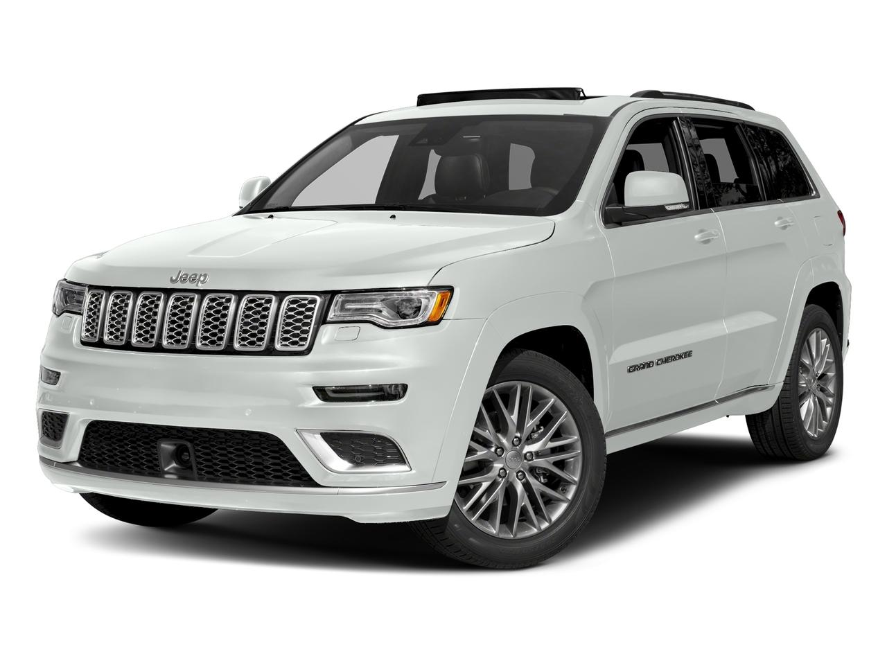 2017 Jeep Grand Cherokee Vehicle Photo in Butler, PA 16002