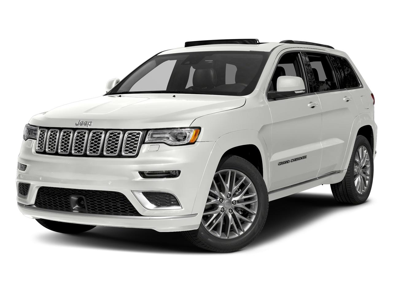 2017 Jeep Grand Cherokee Vehicle Photo in Madison, WI 53713