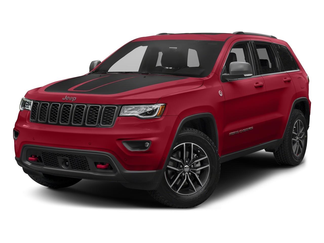 2017 Jeep Grand Cherokee Vehicle Photo in Casper, WY 82609