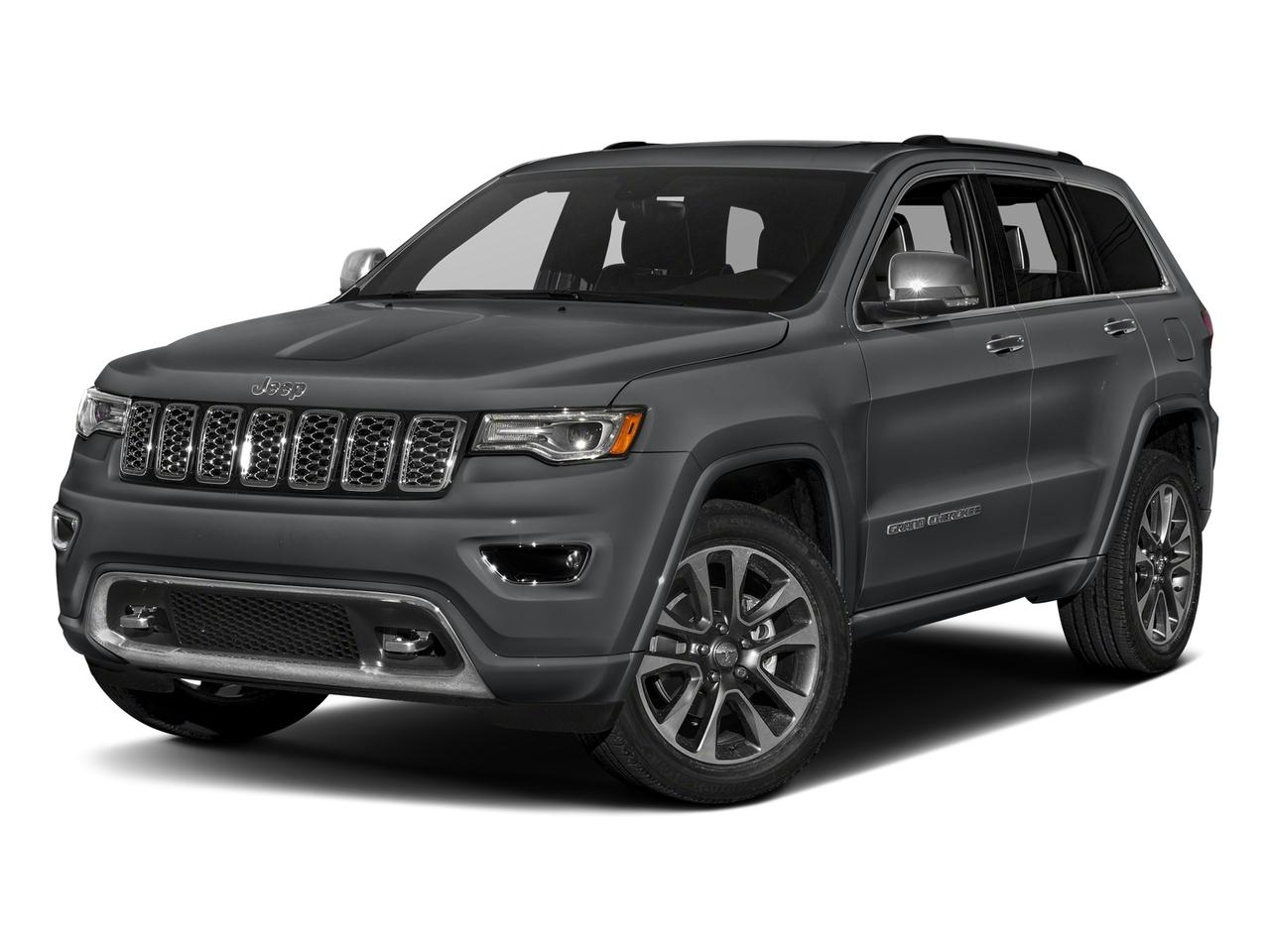 2017 Jeep Grand Cherokee Vehicle Photo in Portland, OR 97225