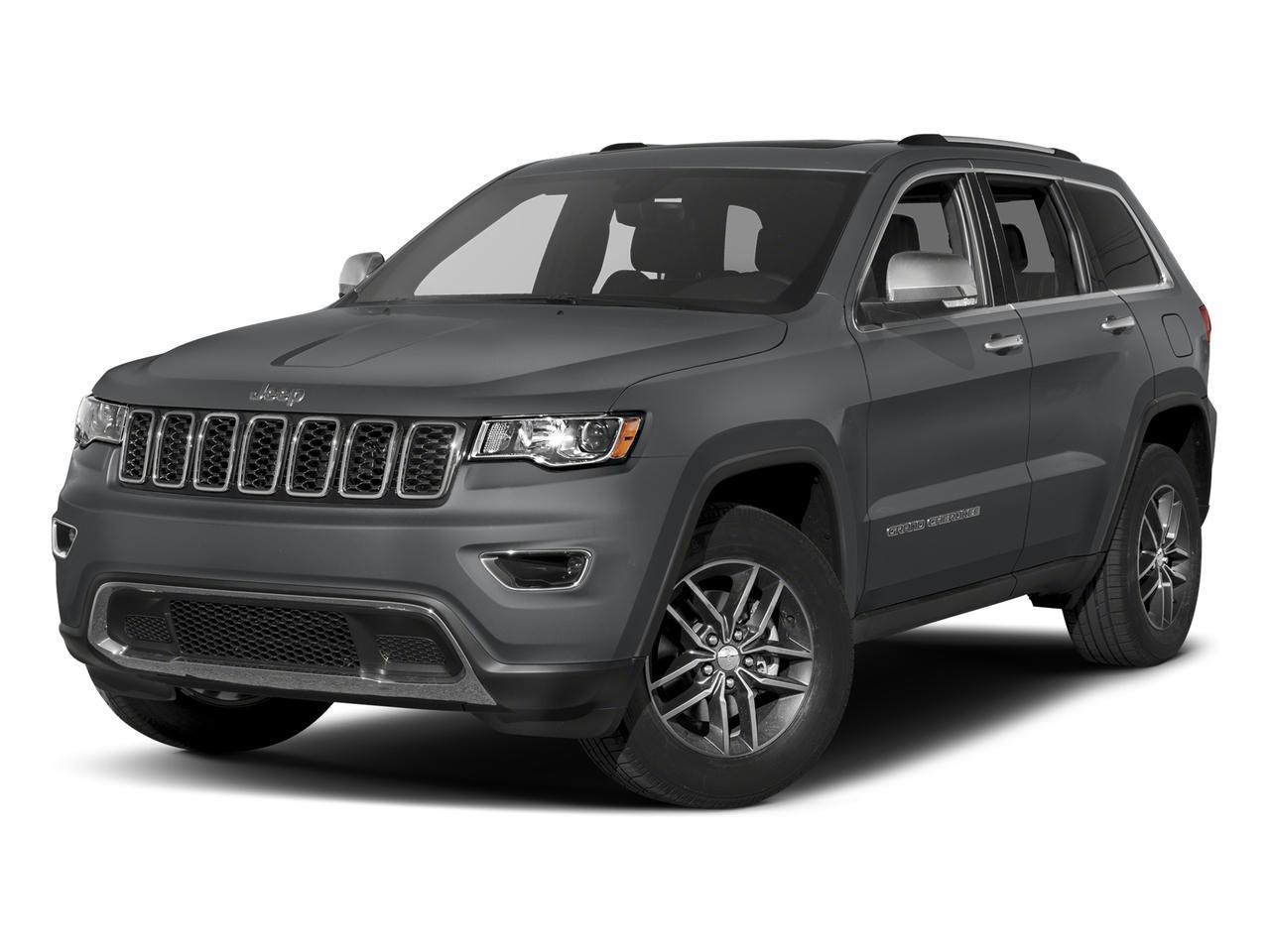 2017 Jeep Grand Cherokee Vehicle Photo in King George, VA 22485