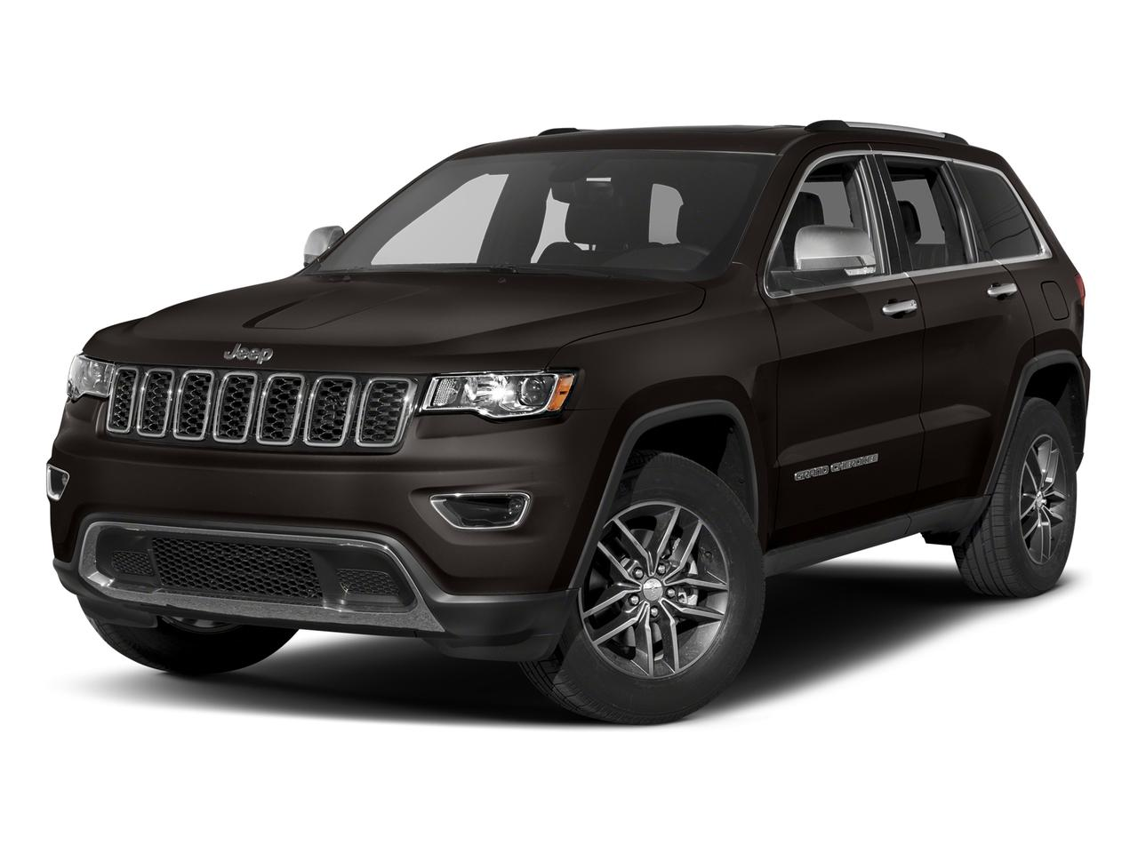 2017 Jeep Grand Cherokee Vehicle Photo in Vincennes, IN 47591