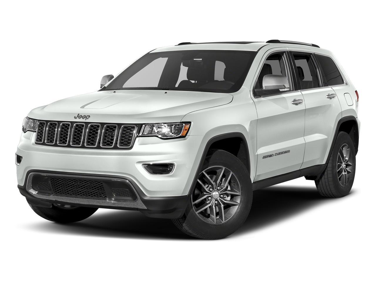 2017 Jeep Grand Cherokee Vehicle Photo in Owensboro, KY 42303