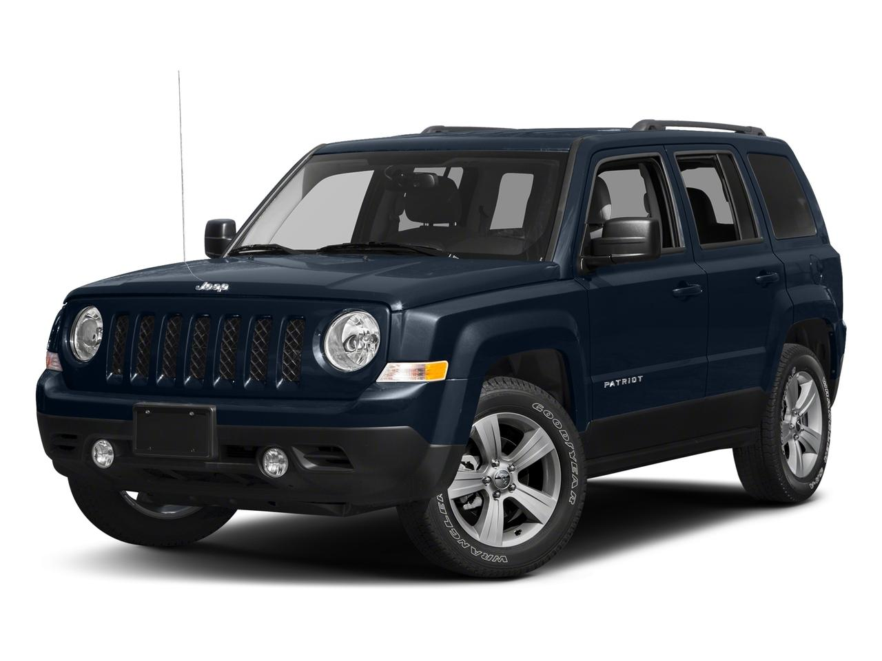 2017 Jeep Patriot Vehicle Photo in Medina, OH 44256
