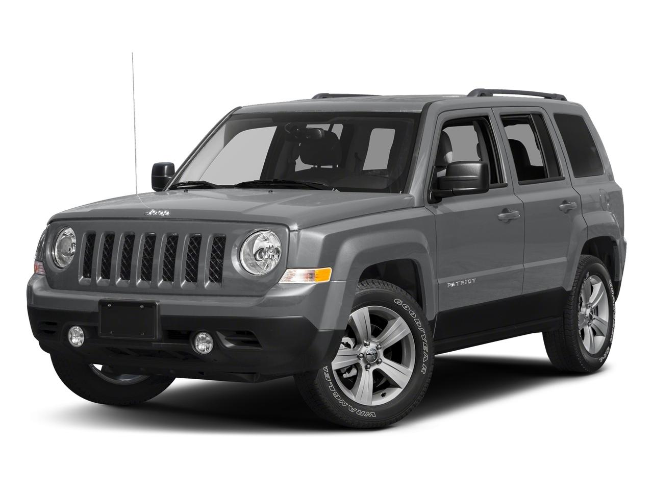 2017 Jeep Patriot Vehicle Photo in Willoughby Hills, OH 44092