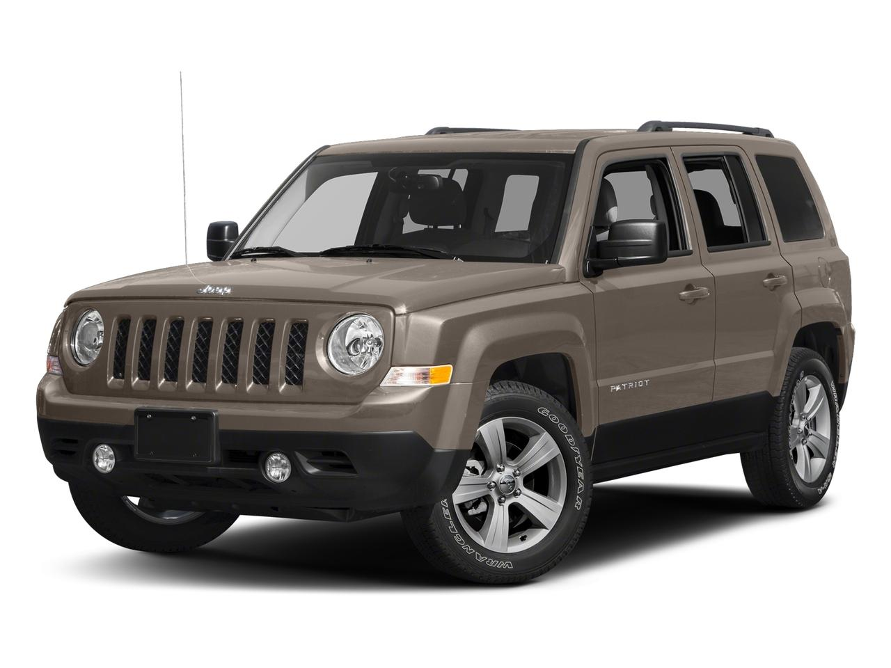 2017 Jeep Patriot Vehicle Photo in Triadelphia, WV 26059