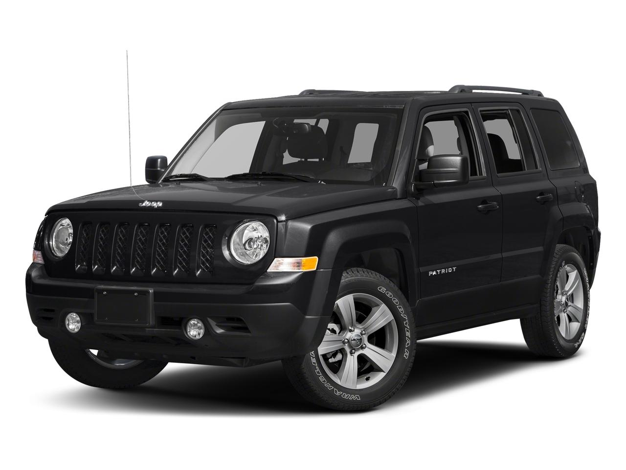 2017 Jeep Patriot Vehicle Photo in Akron, OH 44320