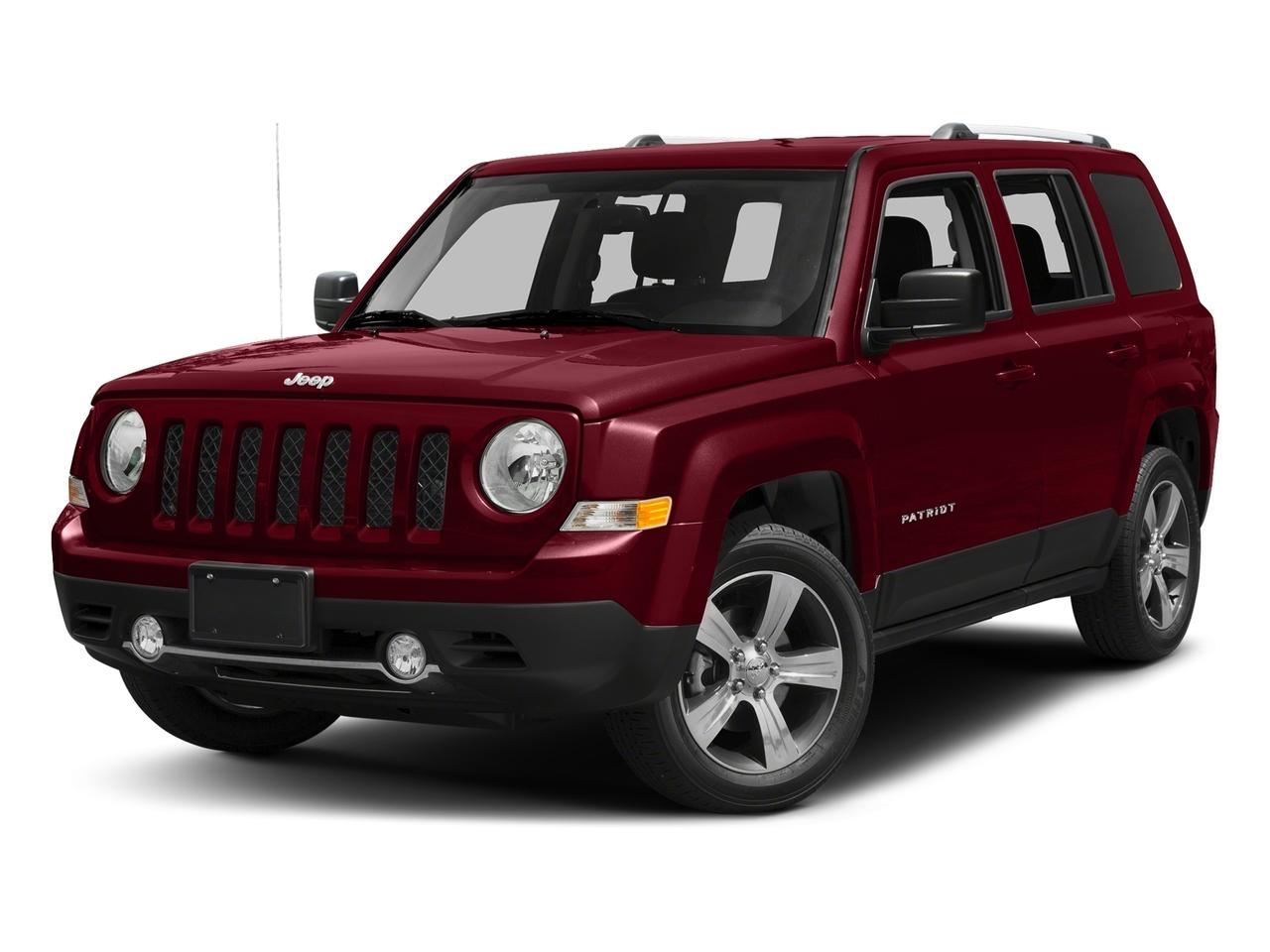 2017 Jeep Patriot Vehicle Photo in Milford, DE 19963