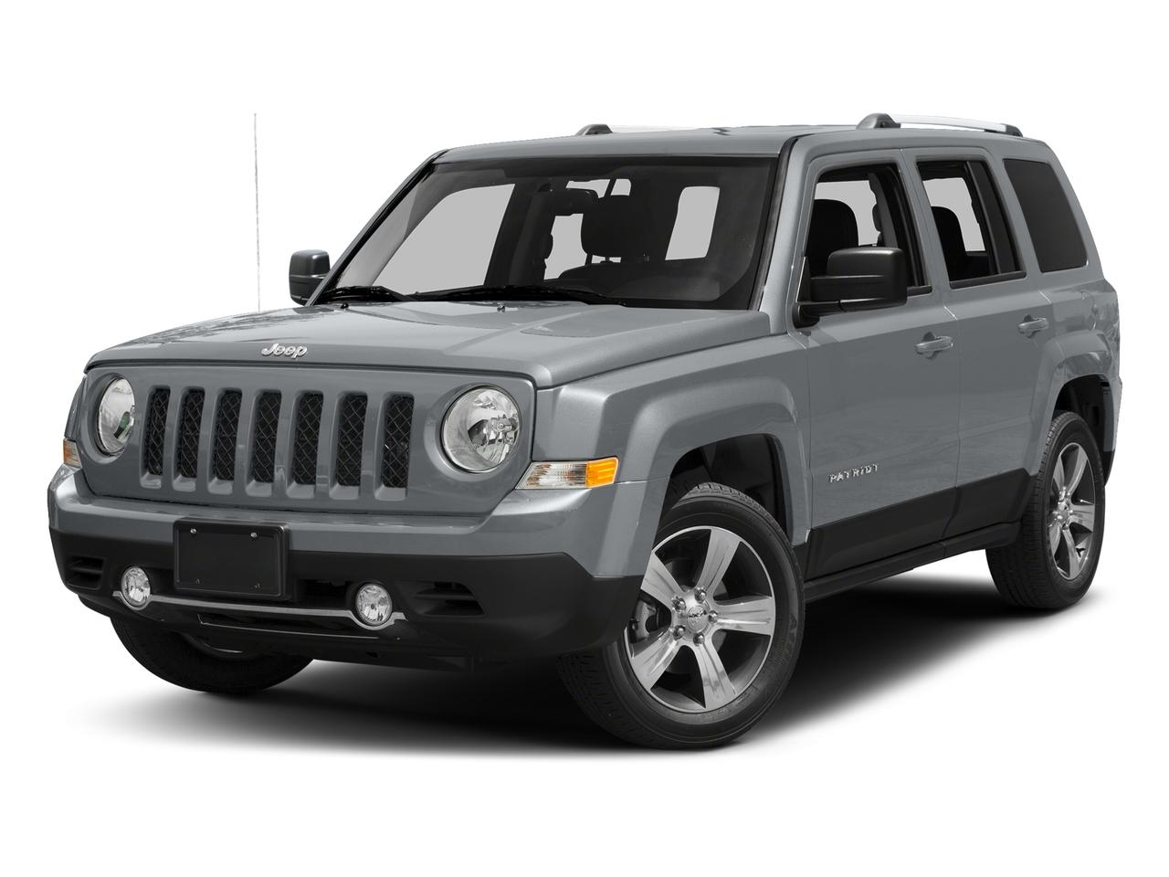 2017 Jeep Patriot Vehicle Photo in Beaufort, SC 29906