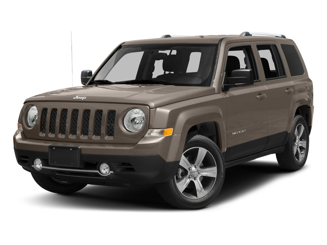 2017 Jeep Patriot Vehicle Photo in Elyria, OH 44035