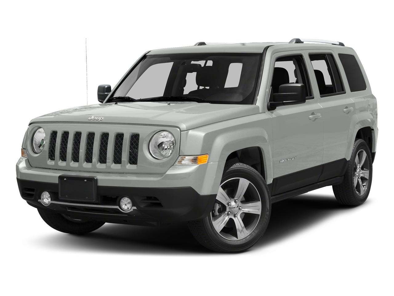 2017 Jeep Patriot Vehicle Photo in Prince Frederick, MD 20678