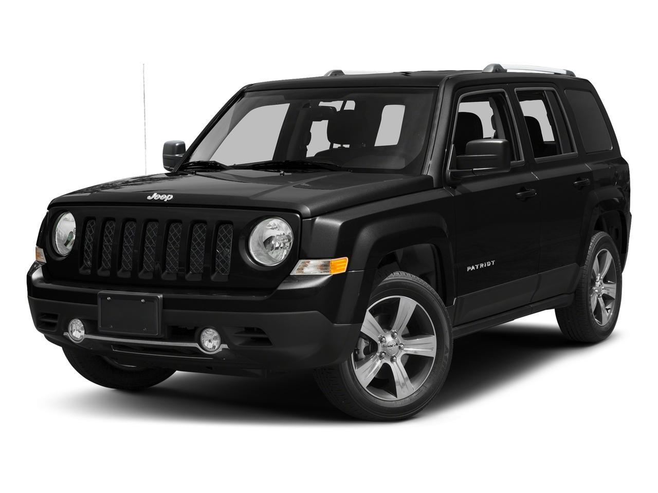 2017 Jeep Patriot Vehicle Photo in Colorado Springs, CO 80920
