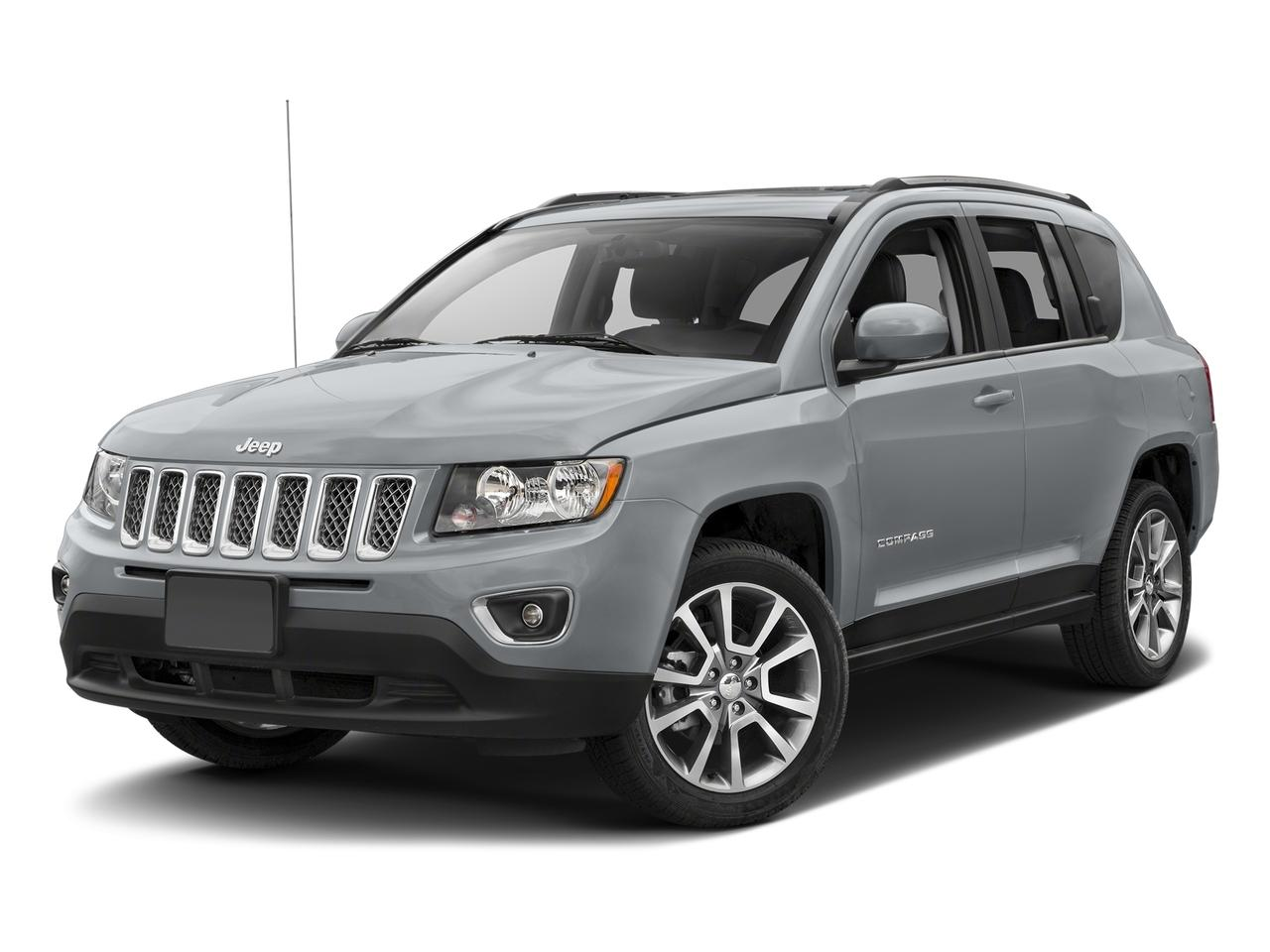 2017 Jeep Compass Vehicle Photo in Williamsville, NY 14221