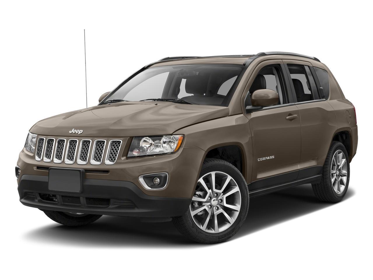 2017 Jeep Compass Vehicle Photo in Tucson, AZ 85711