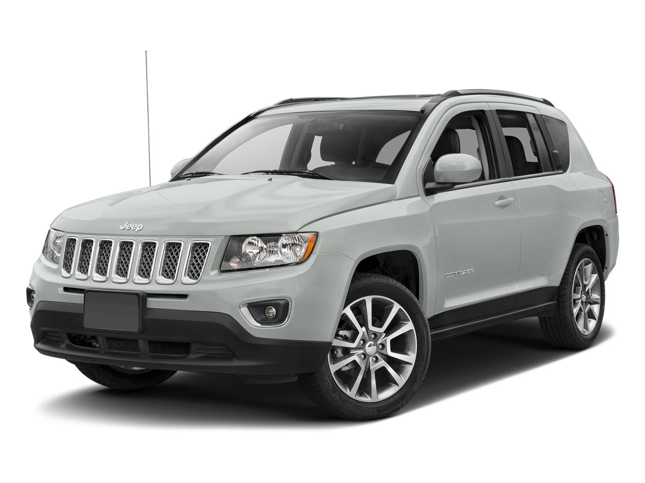 2017 Jeep Compass Vehicle Photo in Austin, TX 78759