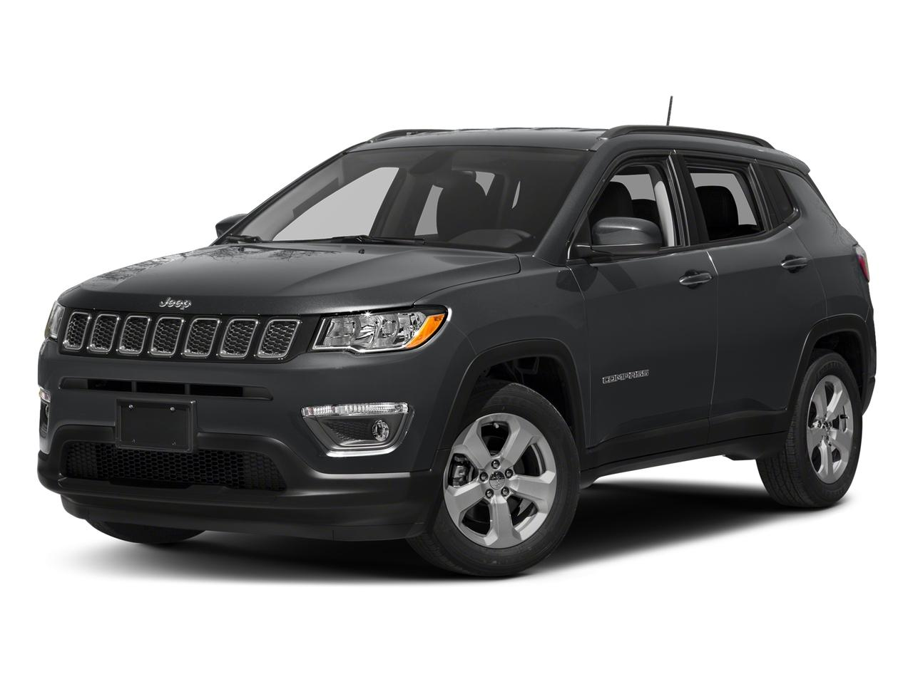 2017 Jeep Compass Vehicle Photo in Oshkosh, WI 54904