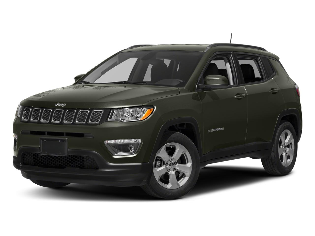 2017 Jeep Compass Vehicle Photo in Richmond, VA 23231