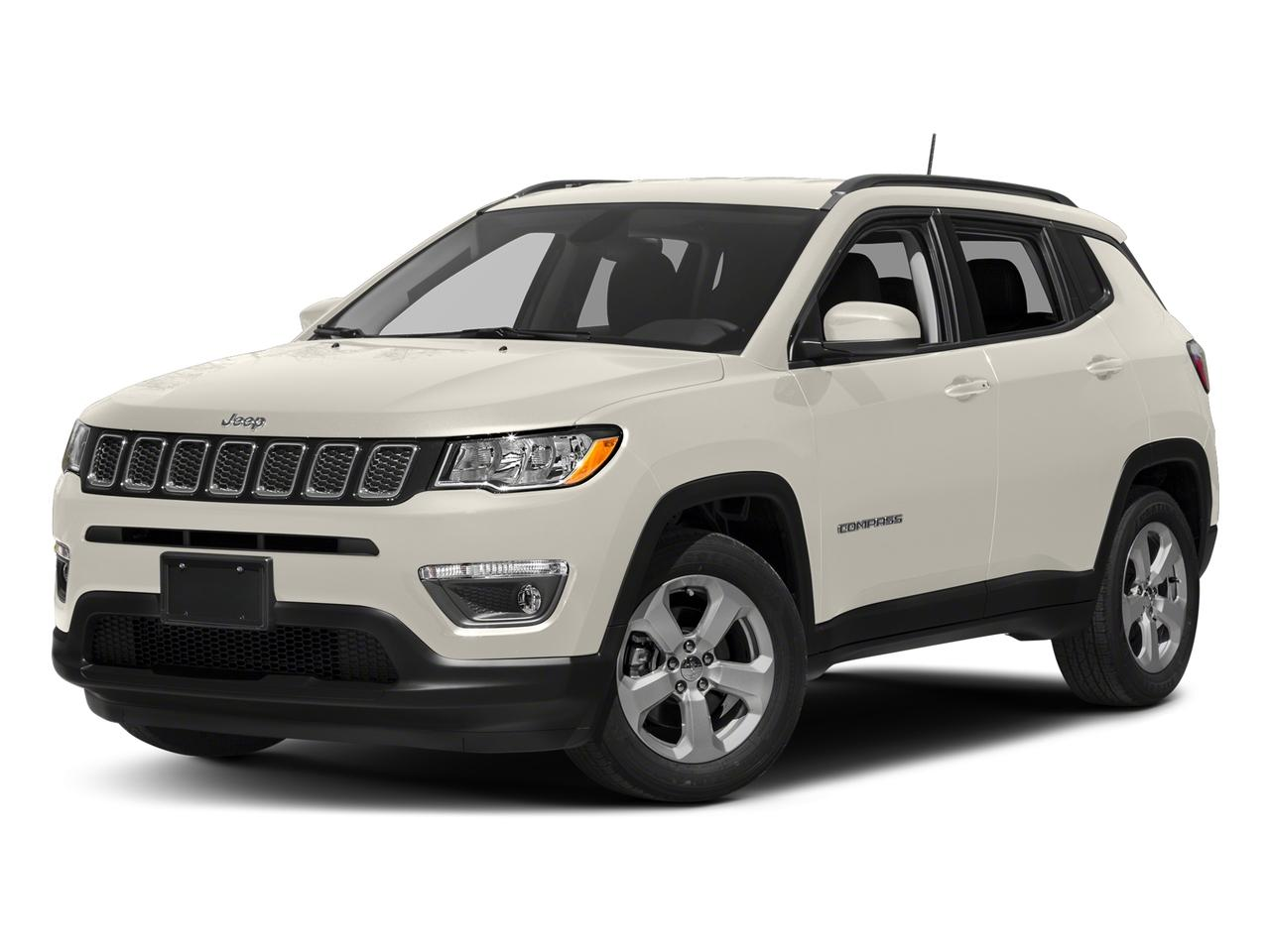 2017 Jeep Compass Vehicle Photo in Midland, TX 79703