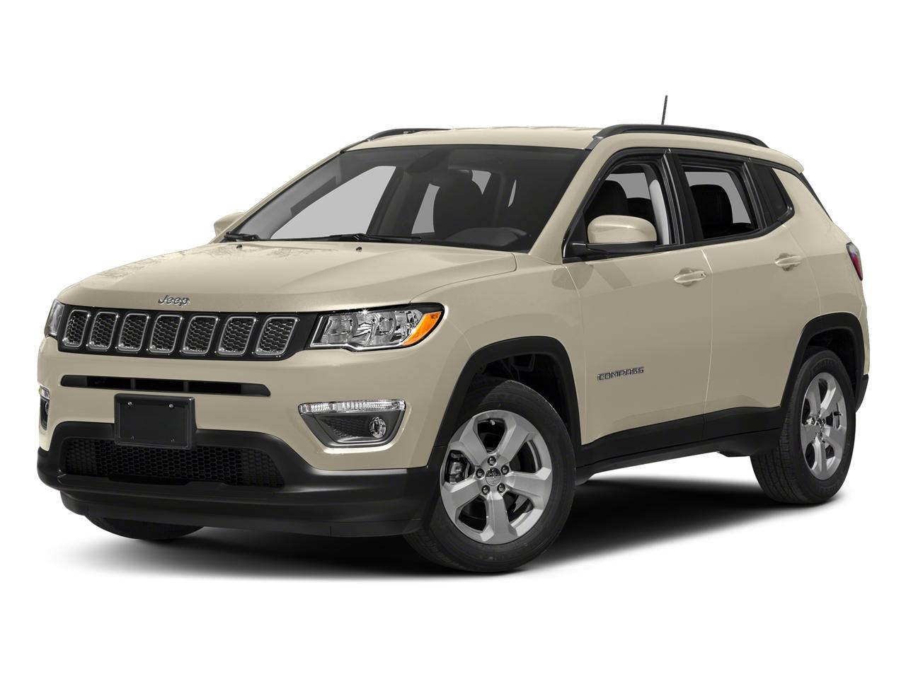 2017 Jeep Compass Vehicle Photo in Portland, OR 97225