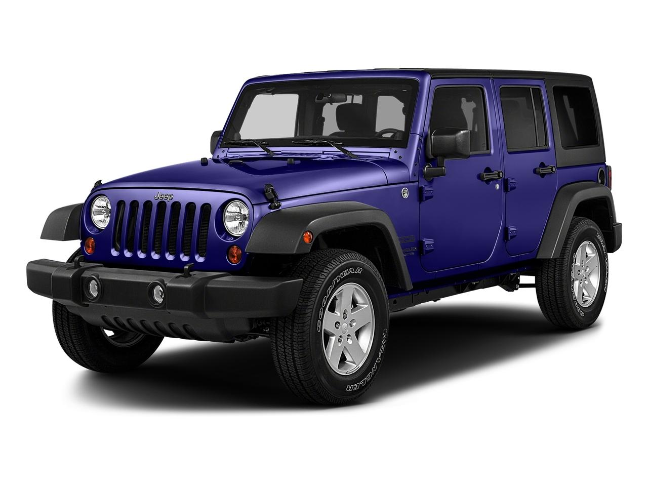 2017 Jeep Wrangler Unlimited Vehicle Photo in Smyrna, GA 30080