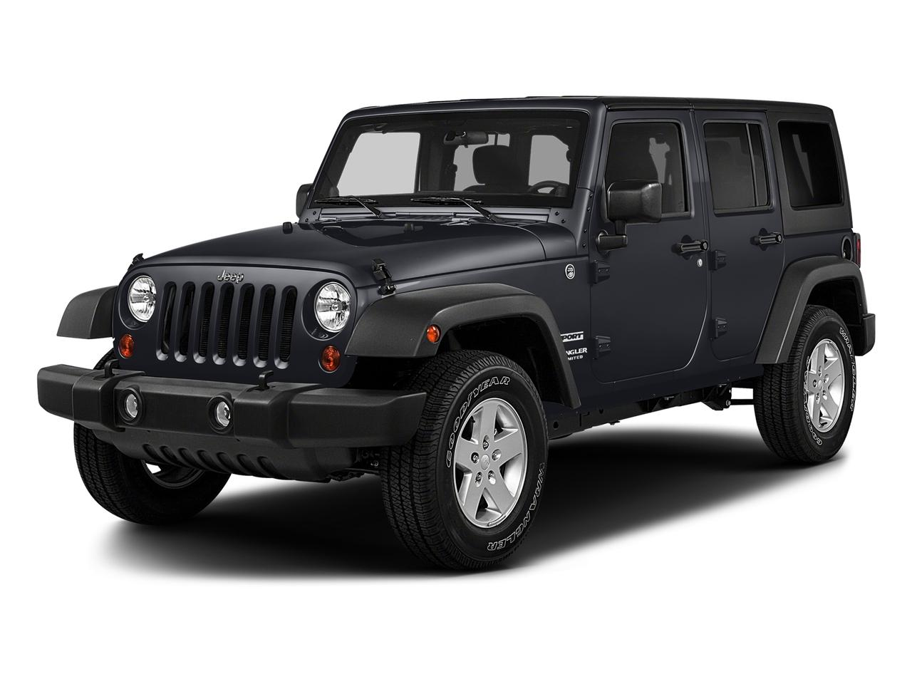 2017 Jeep Wrangler Unlimited Vehicle Photo in Moon Township, PA 15108