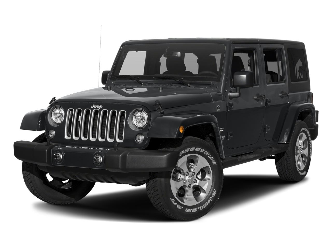 2017 Jeep Wrangler Unlimited Vehicle Photo in Jasper, IN 47546