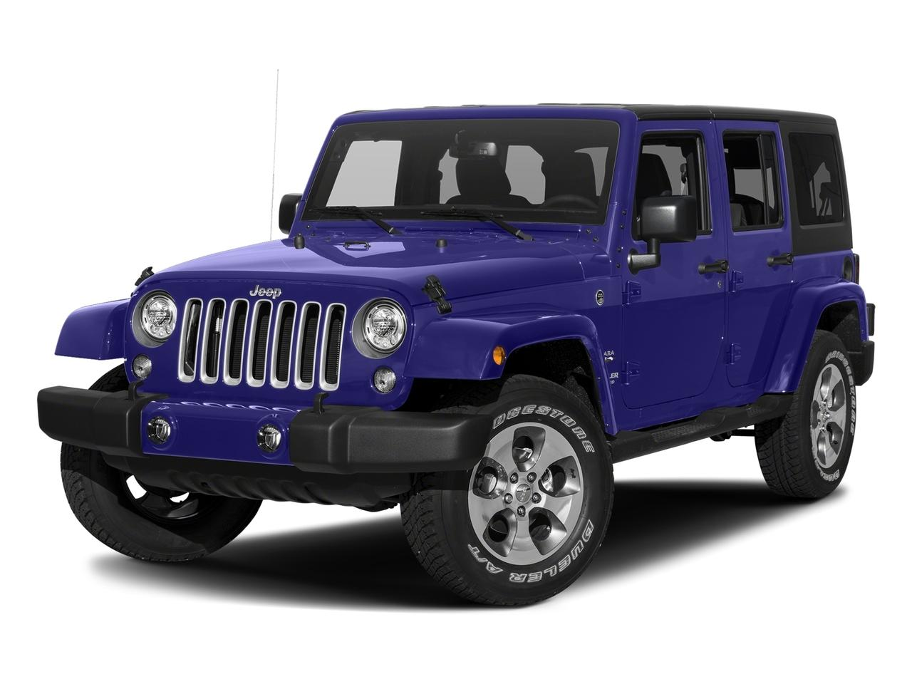 2017 Jeep Wrangler Unlimited Vehicle Photo in Peoria, IL 61615