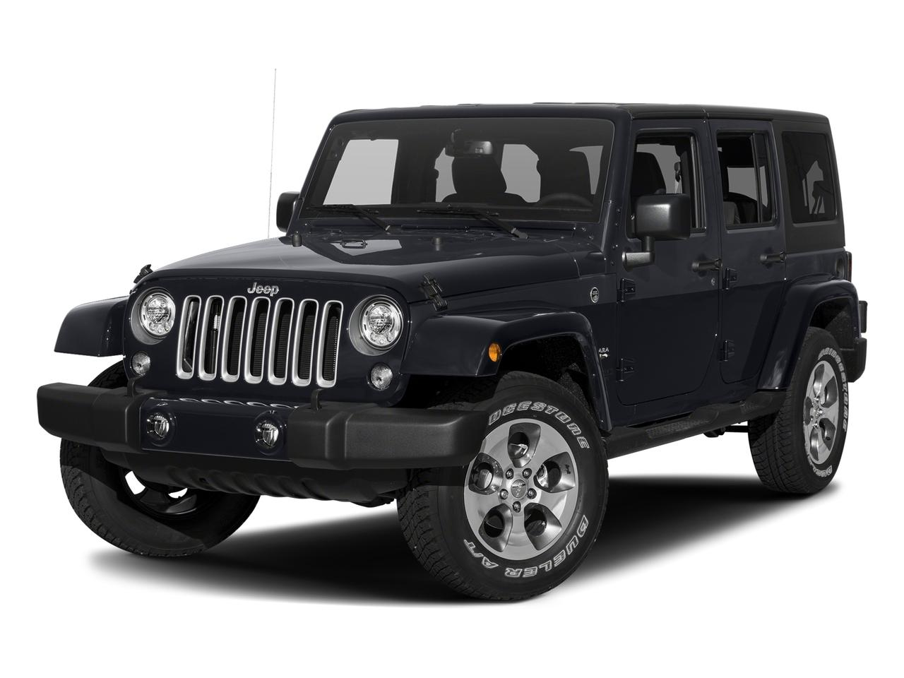 2017 Jeep Wrangler Unlimited Vehicle Photo in Elyria, OH 44035
