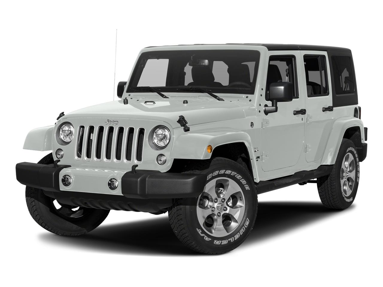 2017 Jeep Wrangler Unlimited Vehicle Photo in Southborough, MA 01772