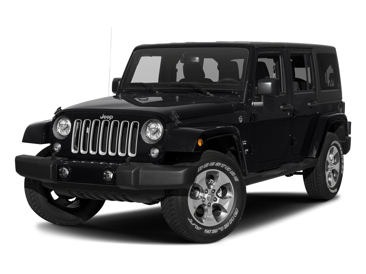 2017 Jeep Wrangler Unlimited Vehicle Photo in Fort Worth, TX 76116