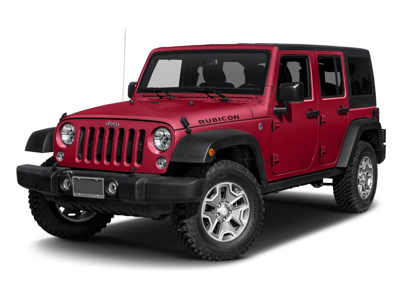 2017 Jeep Wrangler Unlimited Vehicle Photo in Medina, OH 44256