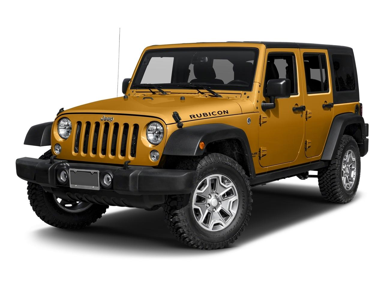 2017 Jeep Wrangler Unlimited Vehicle Photo in Mission, TX 78572