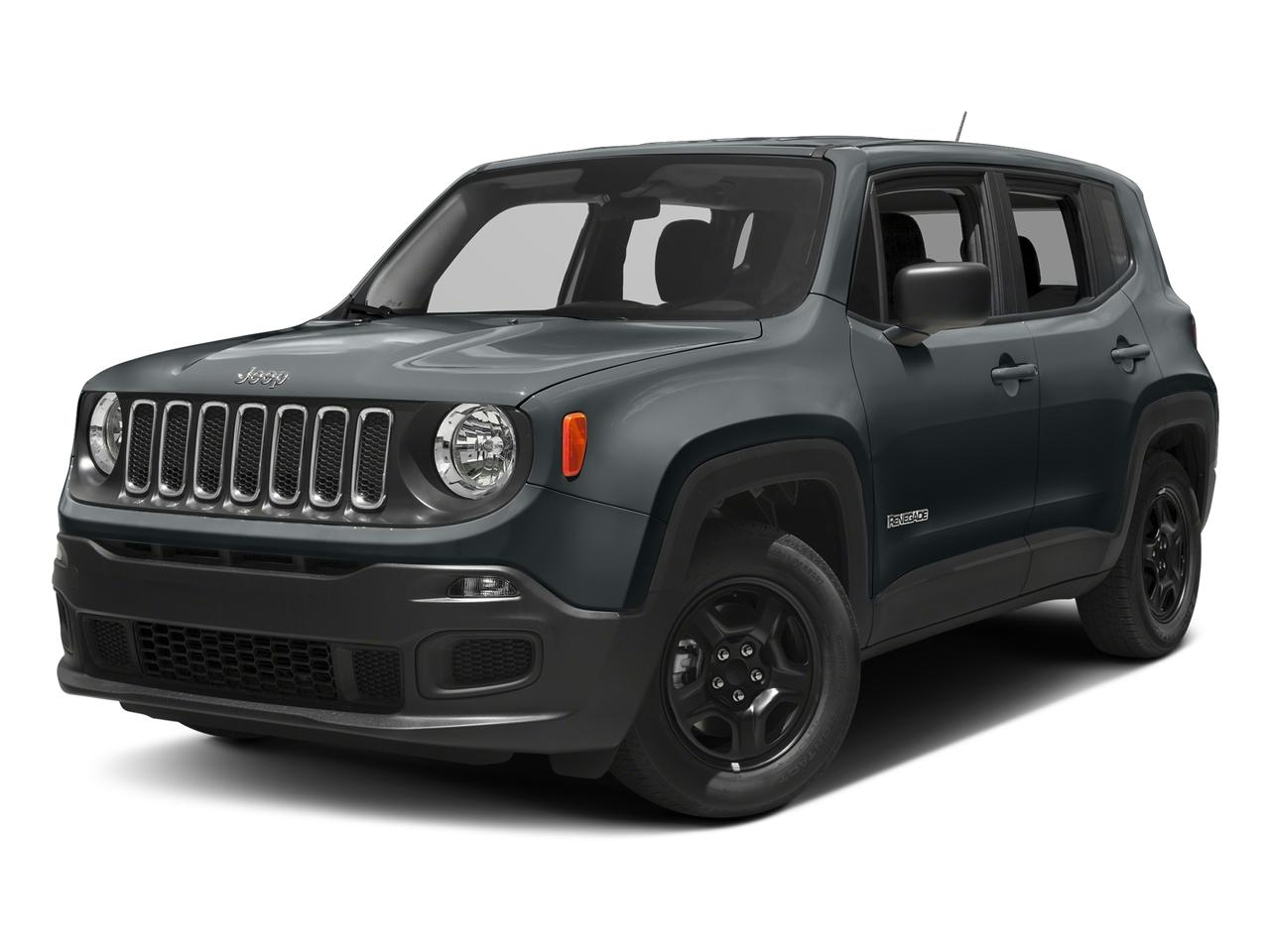 2017 Jeep Renegade Vehicle Photo in Owensboro, KY 42302