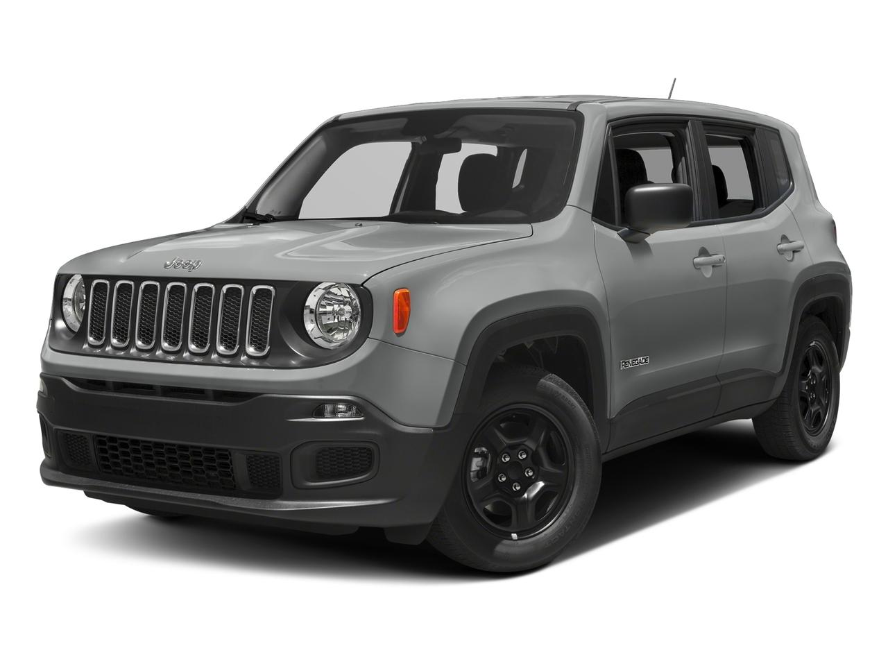 2017 Jeep Renegade Vehicle Photo in Safford, AZ 85546