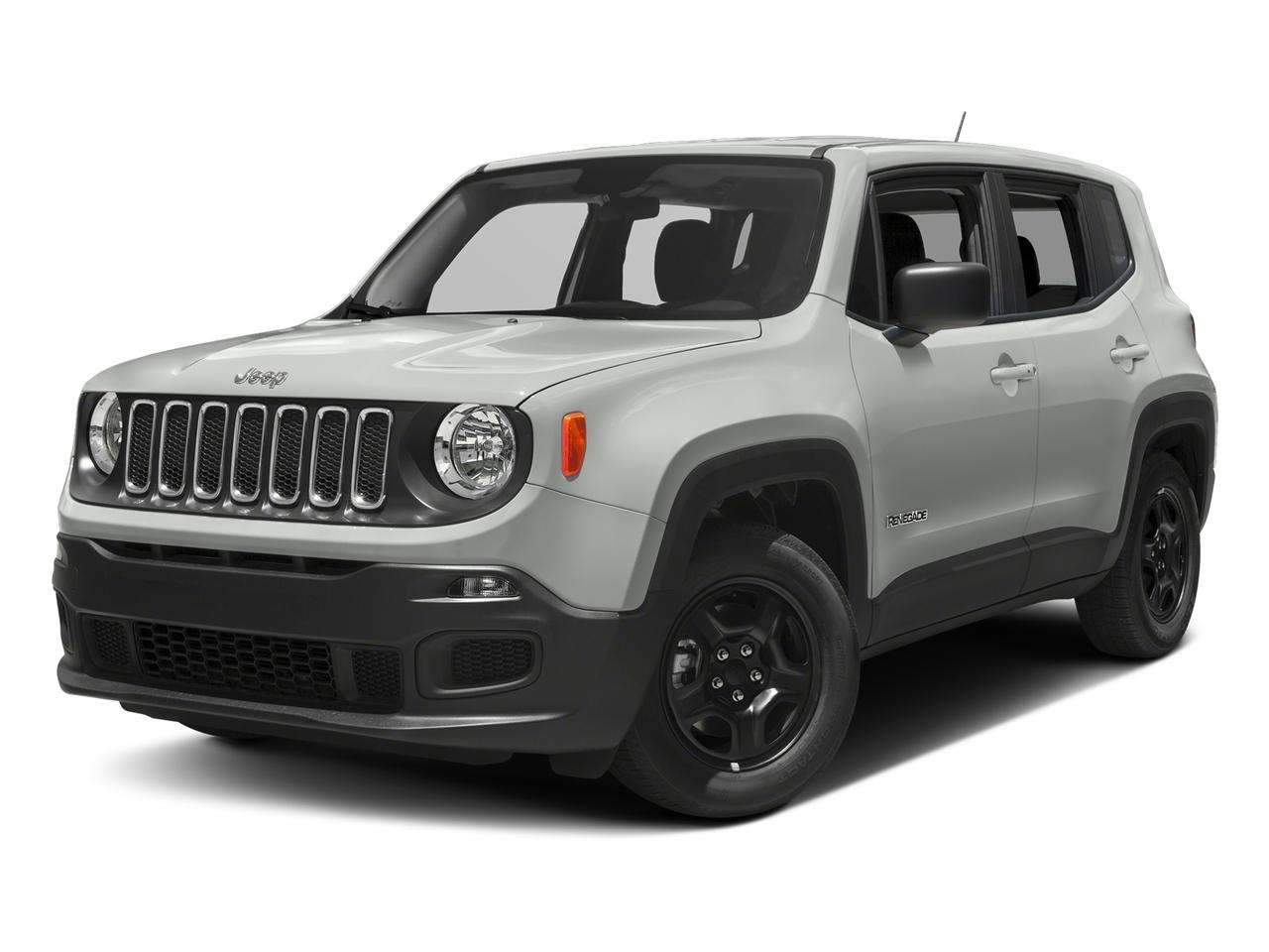 2017 Jeep Renegade Vehicle Photo in Mission, TX 78572