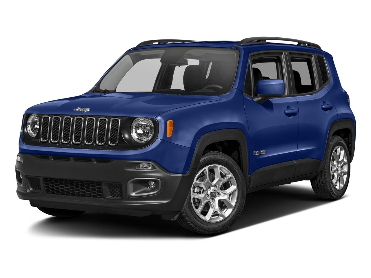 2017 Jeep Renegade Vehicle Photo in Fishers, IN 46038