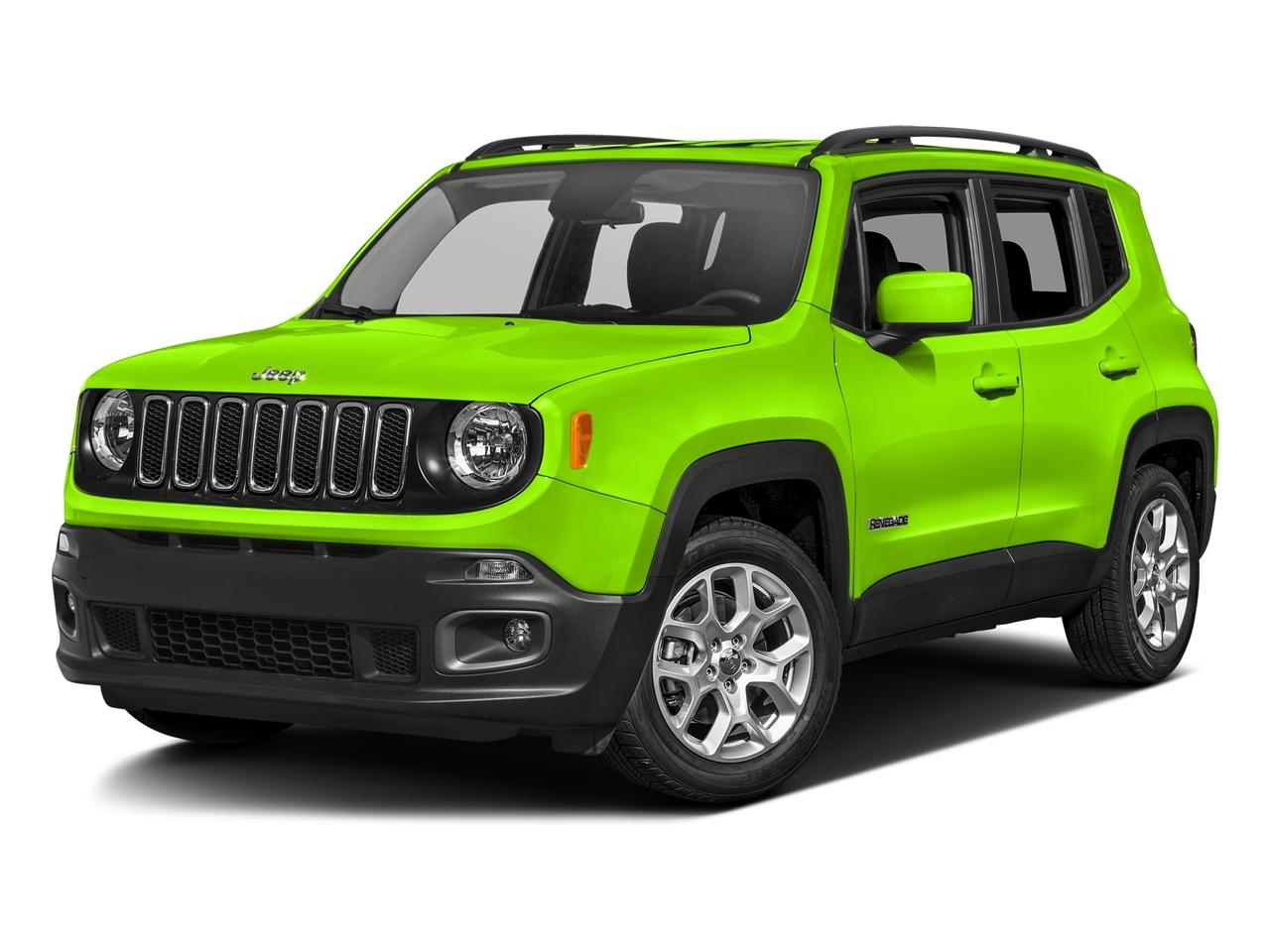 2017 Jeep Renegade Vehicle Photo in Moon Township, PA 15108